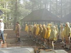 Moonrise Kingdom: Edward Norton (Featurette)