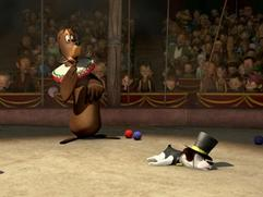 Madagascar 3: Europe's Most Wanted: Bad Circus