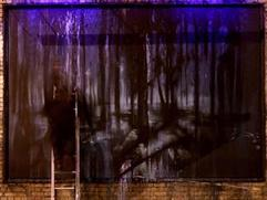 Abraham Lincoln: Vampire Hunter: Mural (Uk)