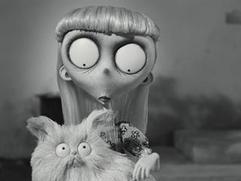 Frankenweenie: Mr. Whisker's Dream