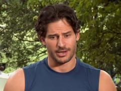 What To Expect When You're Expecting: Joe Manganiello On His Character