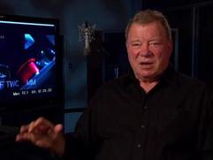 Escape From Planet Earth: William Shatner On The Film