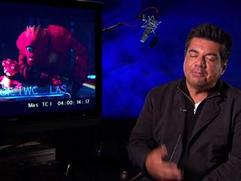 Escape From Planet Earth: George Lopez On The Cast
