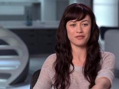 Oblivion: Olga Kurylenko On Tom's Enthusiasm For The Bubbleship Gimbal