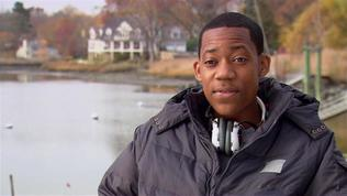 Peeples: Tyler James Williams On His Character
