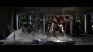 Iron Man 3: Advancing The Tech (UK)
