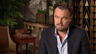 The Great Gatsby: Leonardo Dicaprio On His Character