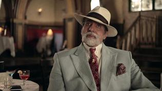 The Great Gatsby: Amitabh Bachchan