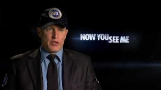 Now You See Me: Woody Harrelson On How The Four Horsemen Are Formed