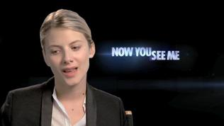 Now You See Me: Melanie Laurent On Her Character's Interest In Magic