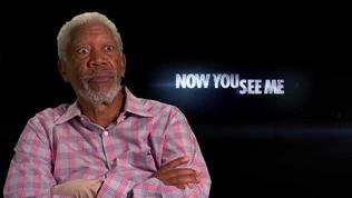 Now You See Me: Morgan Freeman On His Character's Personality
