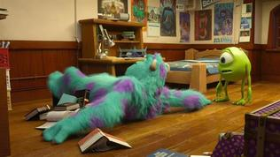Monsters University: First Contact