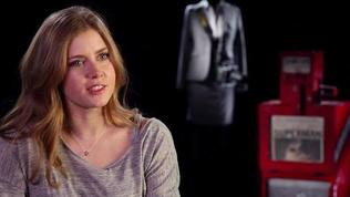 Man Of Steel: Amy Adams On How Superman Affects Her Character