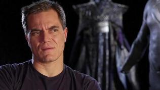 Man Of Steel: Michael Shannon On Henry Cavill