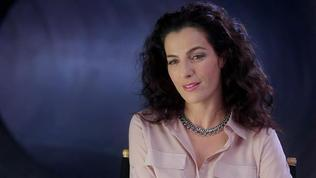 Man Of Steel: Ayelet Zurer On Her Character