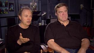 Monsters University: Billy Crystal & John Goodman On The Film