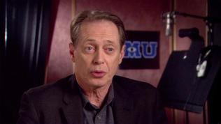 Monsters University: Steve Buscemi On His Character