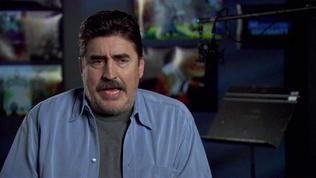 Monsters University: Alfred Molina On His Character