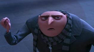 Despicable Me 2: Lucy And Gru Are Rescued By Two Minions