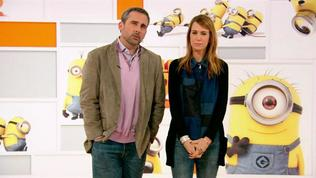 Despicable Me 2: Meet Lucy Wilde (Featurette)