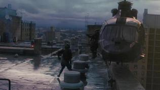 World War Z: Rooftop