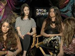 Spring Breakers: Press Day (Exclusive Clip)