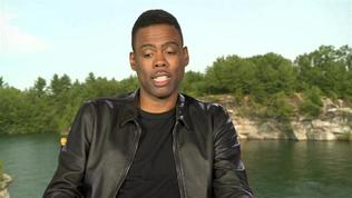 Grown Ups 2: Chris Rock On The Mckenzie Family