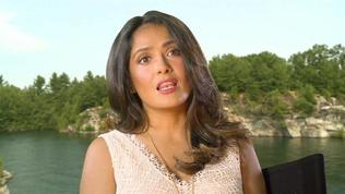Grown Ups 2: Salma Hayek On The Story