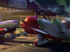 Planes: Bulldog Shamed