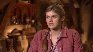 Percy Jackson: Sea Of Monsters: Alexandra Daddario On Why The Films Are So Reliable