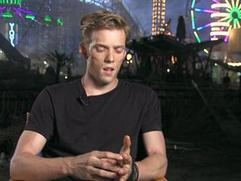 Percy Jackson: Sea Of Monsters: Jake Abel On Luke's Journey In The Film