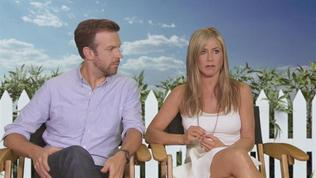 We're The Millers: Jennifer Aniston And Jason Sudeikis On Working Together Again