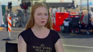 We're The Millers: Molly Quinn On Nick Offerman & Kathryn Hahn