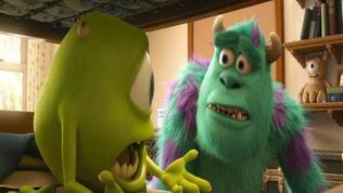 Monsters University: First Morning (Uk)