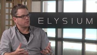 Elysium: Matt Damon On His Experience Working On The Film