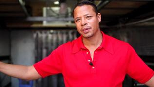 Lee Daniels' The Butler: Terrence Howard