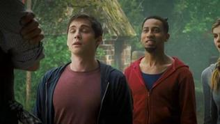 Percy Jackson: Sea Of Monsters: Hi Brother (Uk)