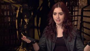 The Mortal Instruments: City Of Bones: Lily Collins On Her Character