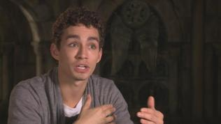 The Mortal Instruments: City Of Bones: Robert Sheehan On His Character