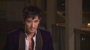 The Mortal Instruments: City Of Bones: Godfrey Gao On His Character