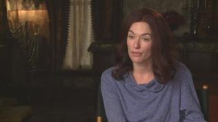 The Mortal Instruments: City Of Bones: Lena Headey On Her Character