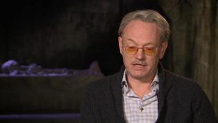 The Mortal Instruments: City Of Bones: Jared Harris On Using The Book To Build His Character