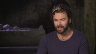 The Mortal Instruments: City Of Bones: Aidan Turner On His Character