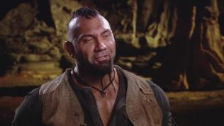Riddick: Dave Bautista On His Character