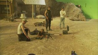 Riddick: On The Set With Katee Sackhoff (Featurette)