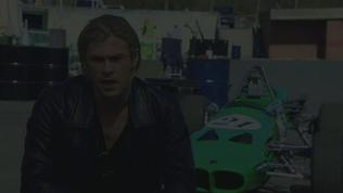 Rush: On The Set Meeting James Hunt (Featurette)