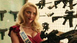 Machete Kills: Wall Of Weapons