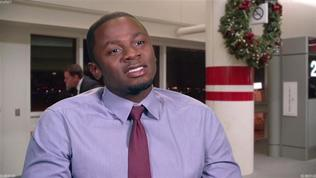 Baggage Claim: Derek Luke On Montana Moore As A Character