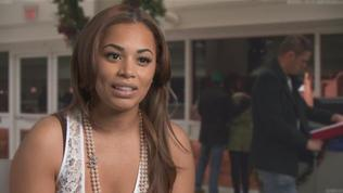 Baggage Claim: Lauren London On Her Role As Sheree