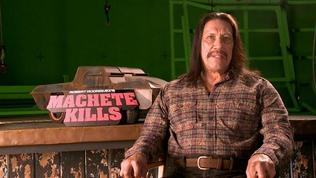 Machete Kills: Danny Trejo On His Character